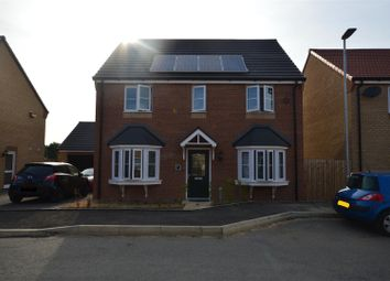 Thumbnail 4 bedroom detached house to rent in Vestry Close, Thorney, Peterborough