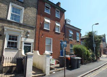 Thumbnail 1 bed flat to rent in Zinzan Street, Reading, Berkshire
