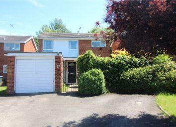 Thumbnail 3 bedroom detached house for sale in Firglen Drive, Yateley, Hampshire
