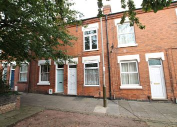 Thumbnail 2 bed terraced house to rent in Lytton Road, Clarendon Park, Leicester