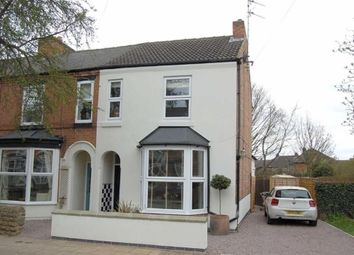 Thumbnail 2 bed end terrace house to rent in Byron Road, West Bridford, Nottingham