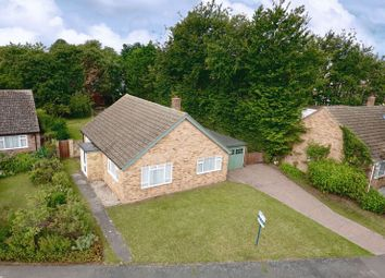 Thumbnail 3 bed bungalow to rent in Desborough Road, Hartford, Huntingdon.