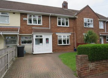 Thumbnail 3 bed terraced house for sale in Ardrossan Court, Rossmere Way, Hartlepool