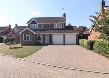 Thumbnail 4 bed detached house for sale in Walkers Way, Bretton, Peterborough