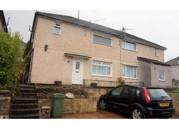 Thumbnail 3 bed semi-detached house for sale in Clydach Close, Pontypridd