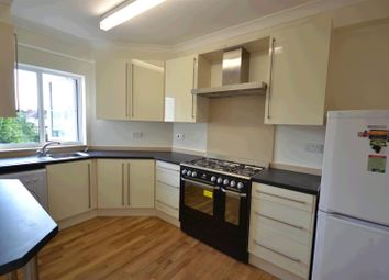 Thumbnail 4 bed flat to rent in Epsom Road, Morden