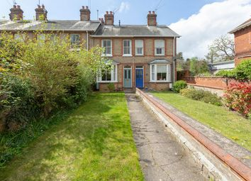Thumbnail 2 bed terraced house for sale in Albert Crescent, Bury St. Edmunds