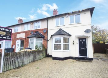 Thumbnail 2 bed semi-detached house for sale in Dolphin Lane, Birmingham