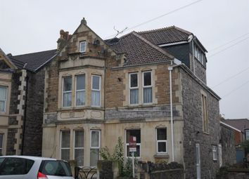 Thumbnail 1 bed flat to rent in Malvern Road, Weston-Super-Mare