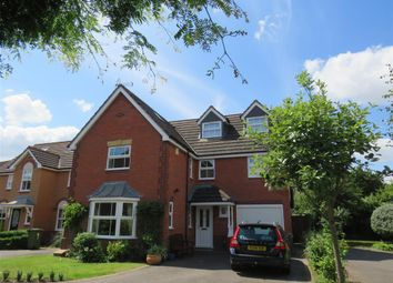 Thumbnail 5 bed property to rent in Glover Close, Chase Meadow Square, Warwick