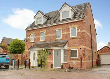 Thumbnail 3 bed semi-detached house for sale in Tollymore Park, Kingswood, Hull
