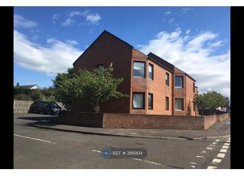 Thumbnail 2 bed flat to rent in St Leonards Road, Ayr