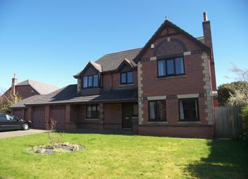 Thumbnail 5 bedroom detached house for sale in Ash Grove, Wrea Green, Preston