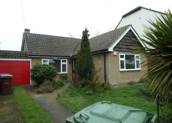 Thumbnail 3 bed bungalow to rent in Park Lane, Aveley, South Ockendon