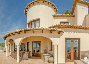 Thumbnail 4 bed villa for sale in Moraira, Alicante, 03724, Spain, Valencia, Spain