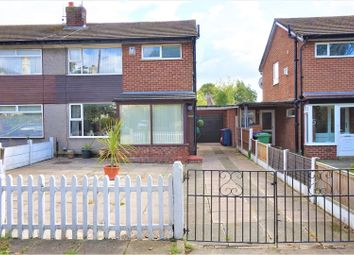 Thumbnail 3 bed semi-detached house for sale in Mayfield Road, Liverpool