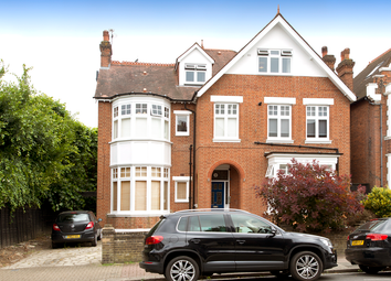 Thumbnail 1 bed flat for sale in Holmbush Road, London