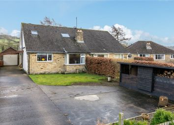 Thumbnail 3 bed semi-detached house for sale in Church Avenue, Dacre Banks, Harrogate, North Yorkshire