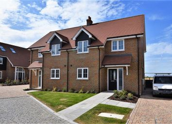 Thumbnail 3 bed semi-detached house for sale in Weston Road, Lewknor, Watlington