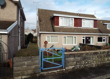 Thumbnail 3 bed semi-detached house for sale in Brandy Cove Road, Bishopston, Swansea