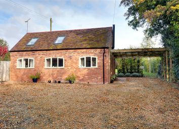 Thumbnail 3 bed detached house for sale in Boreley Lane, Lineholt, Ombersley, Worcestershire