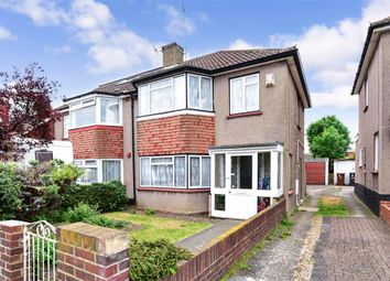 Thumbnail 3 bedroom semi-detached house for sale in Vicarage Lane, Chalk, Gravesend, Kent