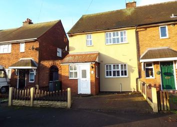 Thumbnail 2 bedroom terraced house for sale in Gurney Road, Walsall, West Midlands