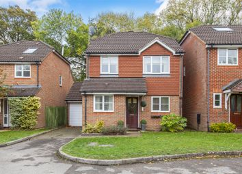 Thumbnail 4 bed detached house for sale in Mallow Crescent, Burpham, Guildford