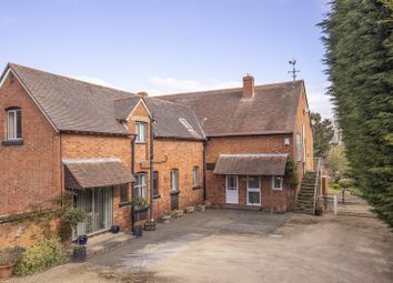 The Verzons Oast House, Hereford Road, Ledbury, Herefordshire HR8. 4 bed link-detached house for sale