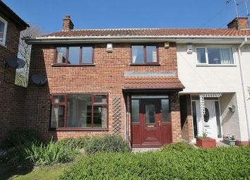Thumbnail 3 bedroom terraced house to rent in Manor Way, Anlaby, Hull