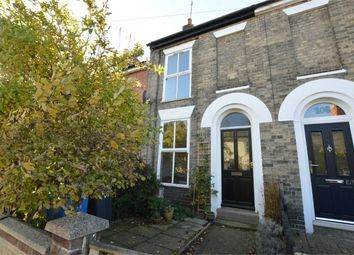 Thumbnail 2 bedroom terraced house for sale in Gladstone Street, Norwich