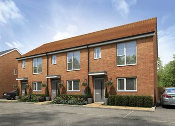 Thumbnail 3 bed semi-detached house for sale in Harold Hines Way, Stoke-On-Trent, Staffordshire