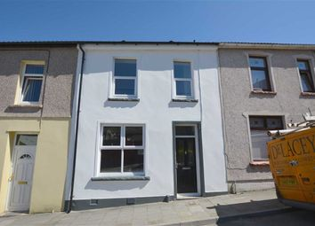 Thumbnail 3 bed terraced house for sale in Pleasant View, Aberdare, Rhondda Cynon Taff