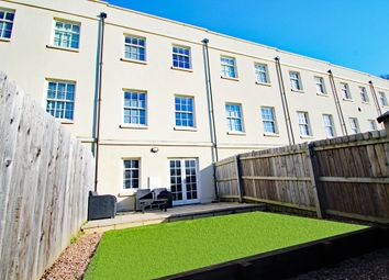 Thumbnail 4 bed town house for sale in Mizzen Road, Mount Wise, Plymouth