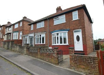 Thumbnail 2 bed semi-detached house for sale in Derwent Street, Stockton-On-Tees