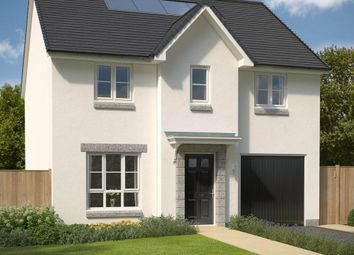 "Thumbnail 4 bedroom detached house for sale in ""Fenton"" at Meikle Earnock Road, Hamilton"