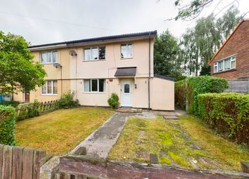 Thumbnail 3 bed semi-detached house for sale in Winchester Road, Urmston, Trafford