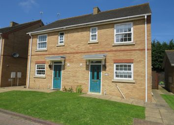 Thumbnail 3 bed semi-detached house for sale in The Maltings, Long Sutton, Spalding
