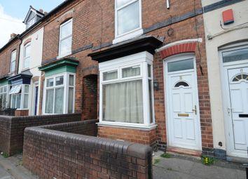 Thumbnail 4 bedroom terraced house to rent in Gleave Road, Selly Oak, Birmingham