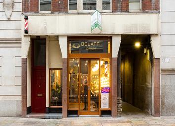 Thumbnail Retail premises to let in 74, Cornhill, London