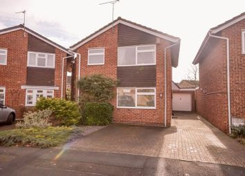 Thumbnail 4 bed detached house for sale in Totterdown Close, Swindon
