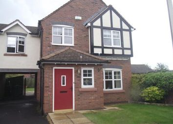 Thumbnail 4 bed property to rent in Sunnymill Drive, Sandbach
