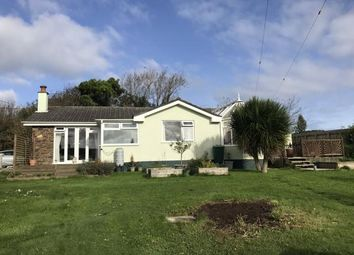 Thumbnail 3 bedroom bungalow for sale in Porthtowan, Redruth, Cornwall