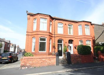 Thumbnail 4 bed semi-detached house for sale in Beech Road, Birkenhead, Wirral