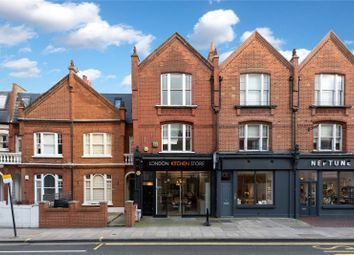 Thumbnail 4 bed flat for sale in Wandsworth Bridge Road, Fulham, London