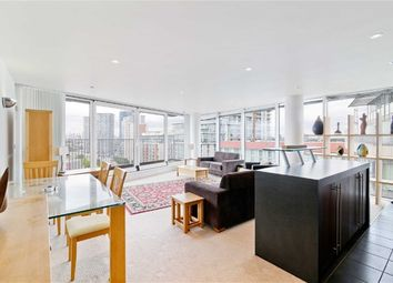 Thumbnail 3 bed flat for sale in Coral Apartments, 17 Western Gateway, London