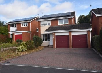 Thumbnail 3 bed detached house for sale in Meadow View Road, Exmouth, Devon