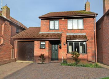 Thumbnail 3 bed detached house for sale in Broadlands, Raunds, Wellingborough, Northamptonshire