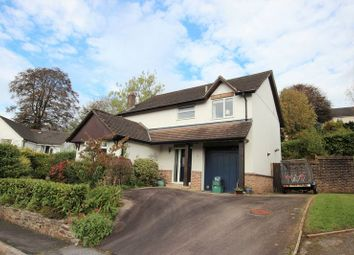 Thumbnail 4 bed detached house for sale in Marshall Close, Whitchurch, Tavistock