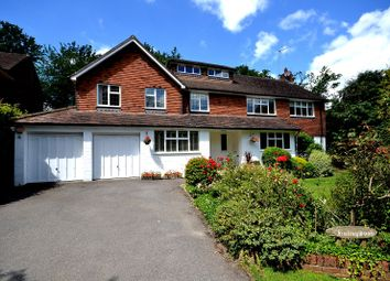 Thumbnail 6 bed detached house for sale in Seven Hills Close, St. Georges Hill, Weybridge